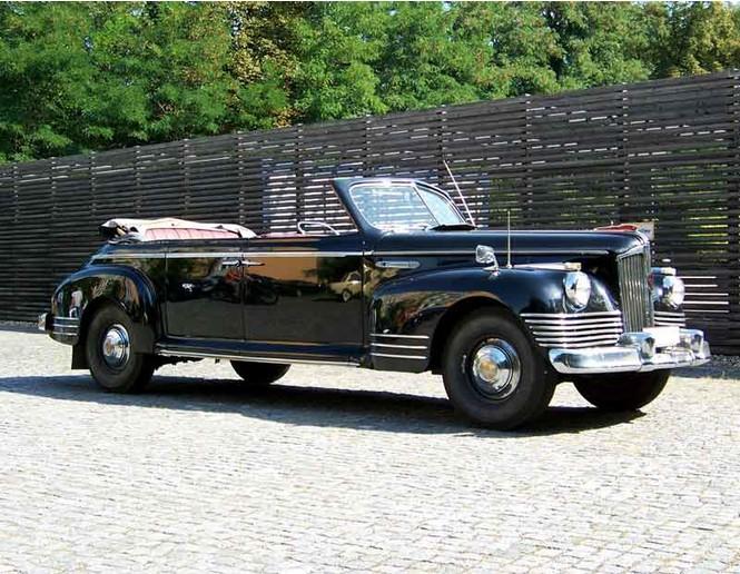 Фото №7 - Назад в СССР: 5 самых роскошных советских автомобилей
