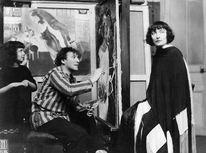 Фото №15 - Женщина судьбы: Белла Розенфельд в жизни и творчестве Марка Шагала