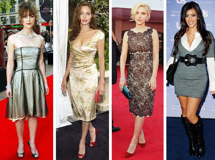 Фото №1 - Выбросить и забыть: 10 платьев, которые безнадежно устарели