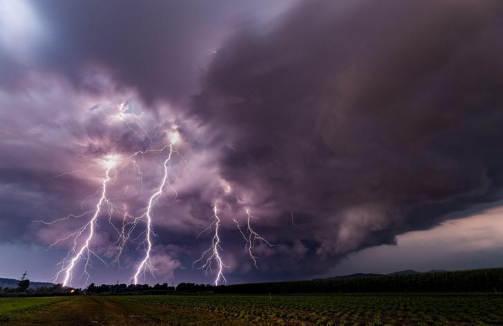 Фото №1 - Буря