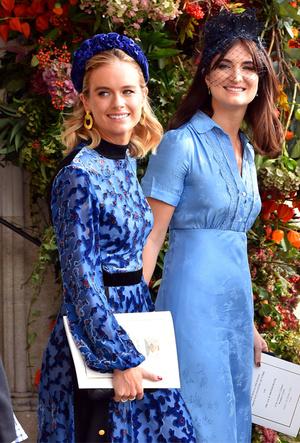 Фото №18 - Самые стильные гости на свадьбе принцессы Евгении и Джека Бруксбэнка