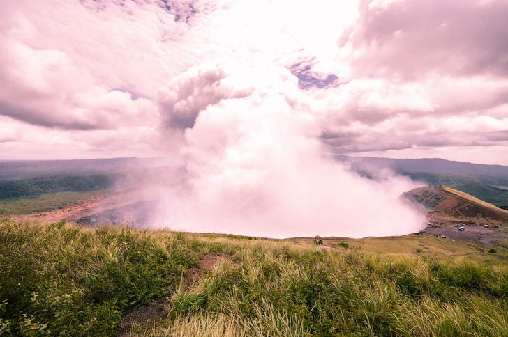 Фото №1 - Действующий вулкан подключат к Интернету