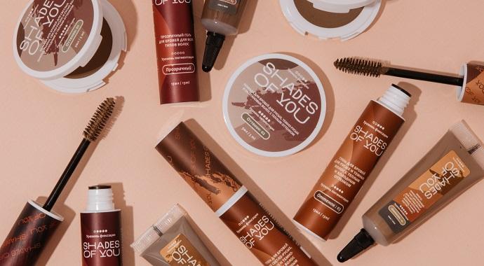 Shades Of You — новый бренд декоративной косметики от основателей уходового бренда Art&Fact