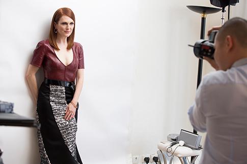 Фото №2 - Интервью с Джулианной Мур