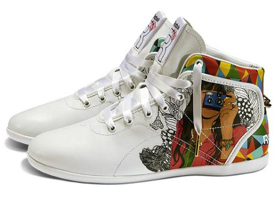Фото №1 - Reebok презентовал капсульную коллекцию кроссовок