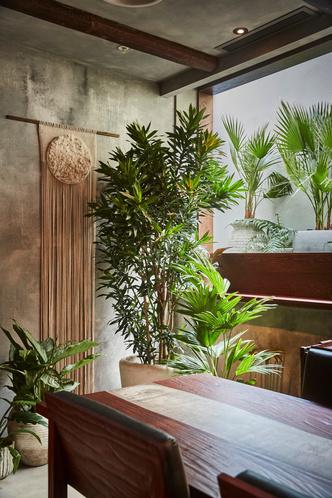 Фото №10 - Мексиканский ресторан в Лондоне по проекту A-nrd studio