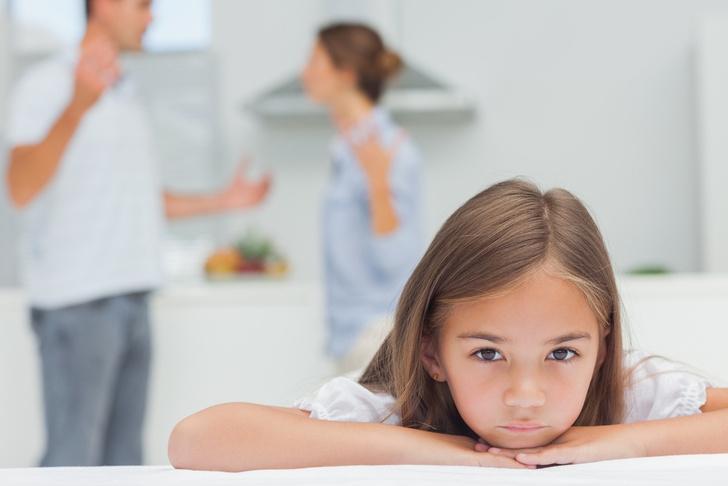 Фото №1 - Психологи выяснили, как ссоры родителей сказываются на детях