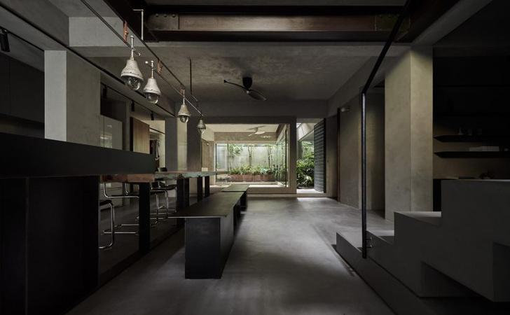Фото №3 - Квартира на цокольном этаже в Тайбэе