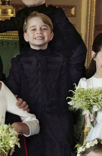 Фото №8 - О чем говорят свадебные фото Гарри и Меган