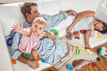 Ребенок— жаворонок, мама— сова: как выжить родителям