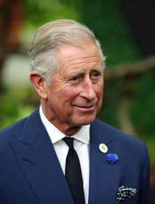 Фото №1 - Принц Джордж получил дорогой подарок от принца Чарльза