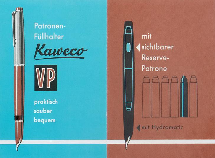 Фото №29 - Kaweco: триумфальное возрождение классики