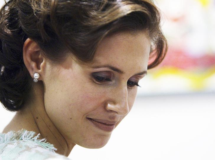Фото №13 - Из «сирийской Дианы» в «Первую леди из ада»: история Асмы Асад