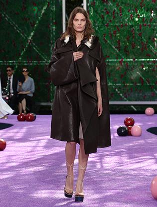 Фото №24 - Неделя Высокой моды в Париже: Dior Couture AW2015/16