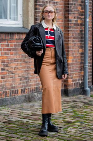 Фото №6 - С чем носить поло: 5 стильных комбинаций