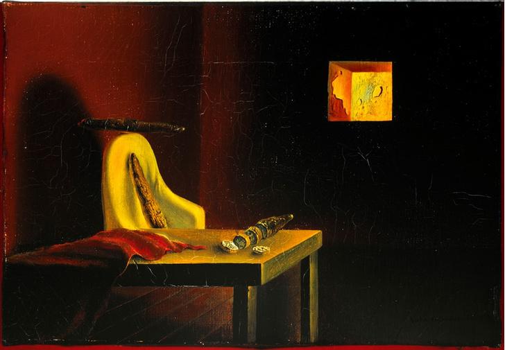 Фото №4 - Проведите 14 февраля на выставке «Сальвадор Дали. Магическое искусство» в ЦВЗ «Манеж»