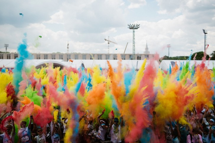 Фото №2 - Красочный забег состоится 2 июня