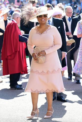 Фото №29 - 20 самых стильных гостей на свадьбе Меган Маркл и принца Гарри