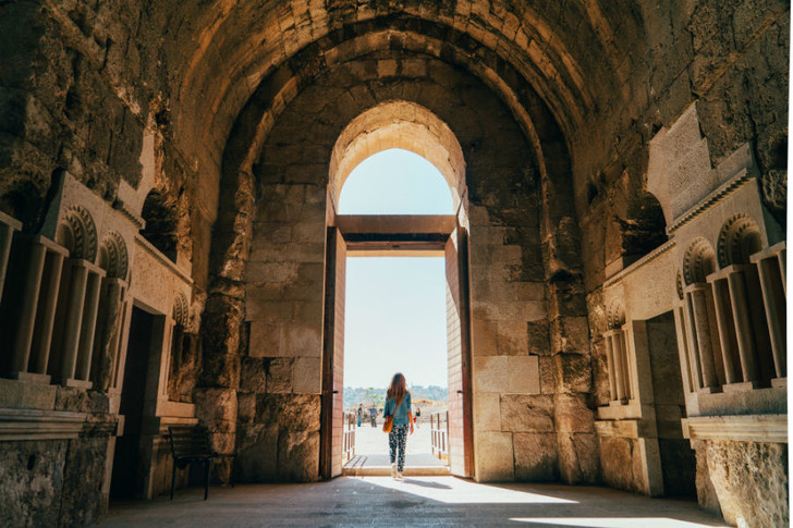 Фото №1 - Иордания: для души и тела