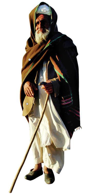 Фото №1 - Круговой обзор: Афганистан. Вечный двигатель