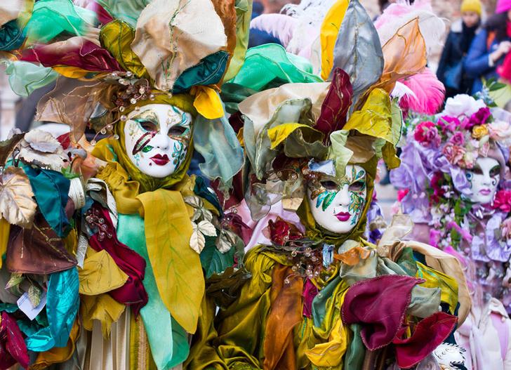 Фото №2 - Три самых ярких карнавала накануне Великого поста