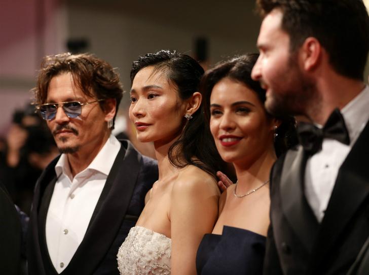 Фото №1 - Модная Венеция-2019: стильные гости десятого дня кинофестиваля