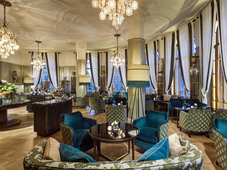 Фото №8 - 3 причины отдохнуть в знаменитом отеле «Астория» этой весной
