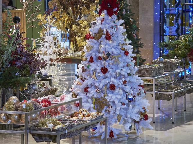Фото №1 - «Галерея Неглинная» создает новогоднее настроение