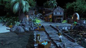 Фото №3 - Видеоигра «LEGO Пираты Карибского моря»
