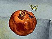 Фото №3 - Дали по Фрейду: «Сон, вызванный полетом пчелы...» с точки зрения психоанализа