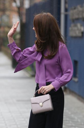 Фото №5 - Герцогиня Кейт выбрала нового стилиста