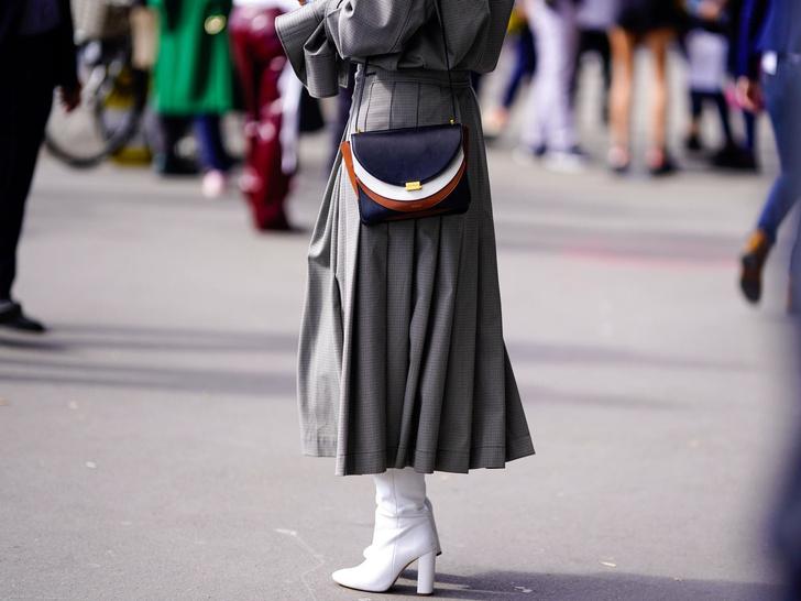 Фото №1 - Новые правила стиля: нужно ли подбирать сумку к обуви