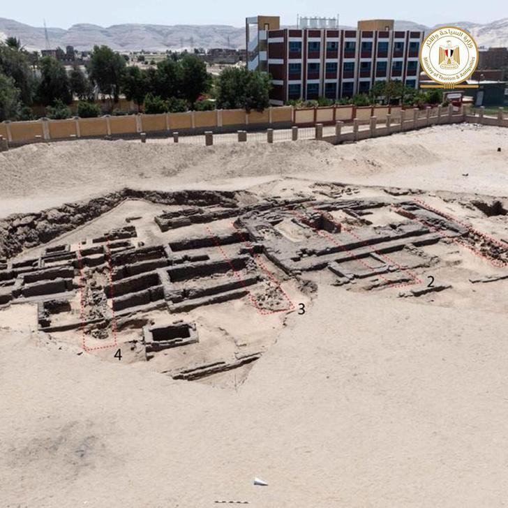 Фото №1 - Археологи обнаружили старейший пивоваренный завод