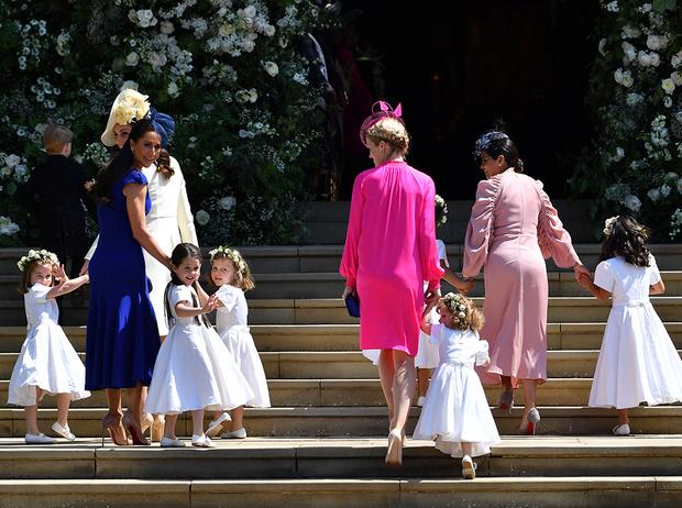 Фото №67 - Свадьба Меган Маркл и принца Гарри: как это было (видео, фото, комментарии)
