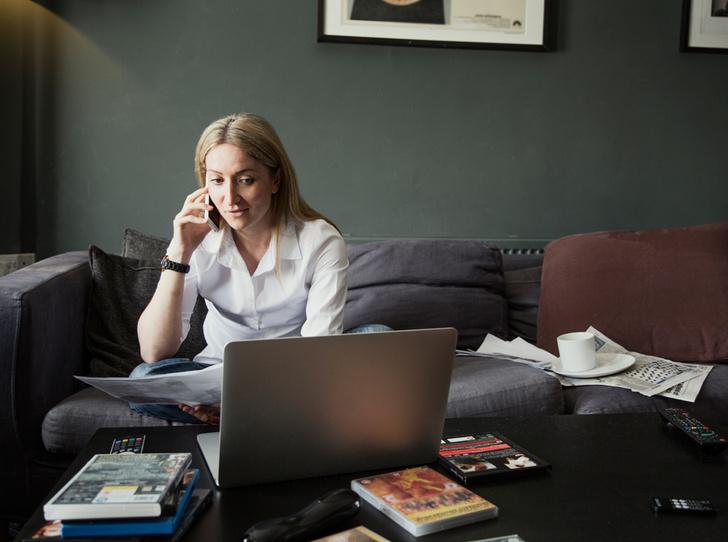 Фото №4 - Офис дома: почему работа «на удаленке» не так хороша, как кажется