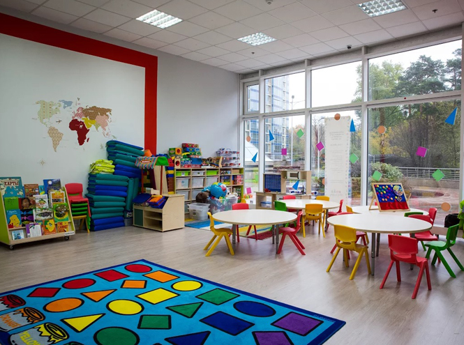 Фото №2 - Детский сад мечты, или как воспитать ребенка-билингва