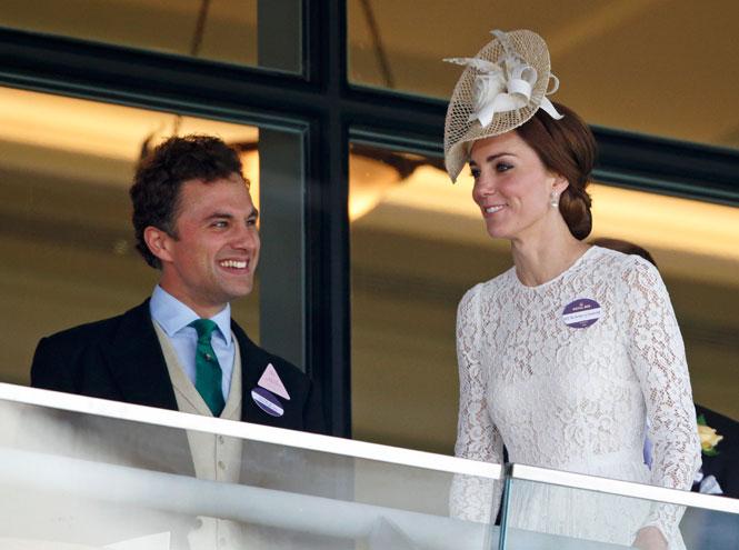 Фото №3 - Принцесса Шарлотта станет подружкой невесты на свадьбе своего крестного