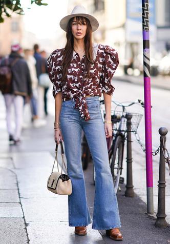 Фото №6 - Три пары джинсов, которые должны быть в гардеробе у каждой женщины