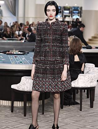 Фото №14 - Неделя Высокой моды в Париже: Chanel FW2015/16