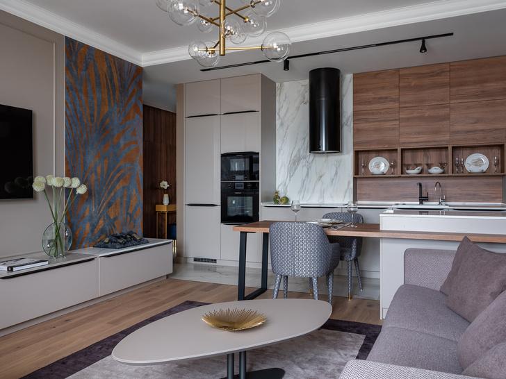Фото №2 - Квартира 60 м² для собственного удовольствия