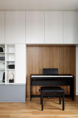 Фото №9 - Квартира молодой девушки в стиле mid-century modern 68 м²