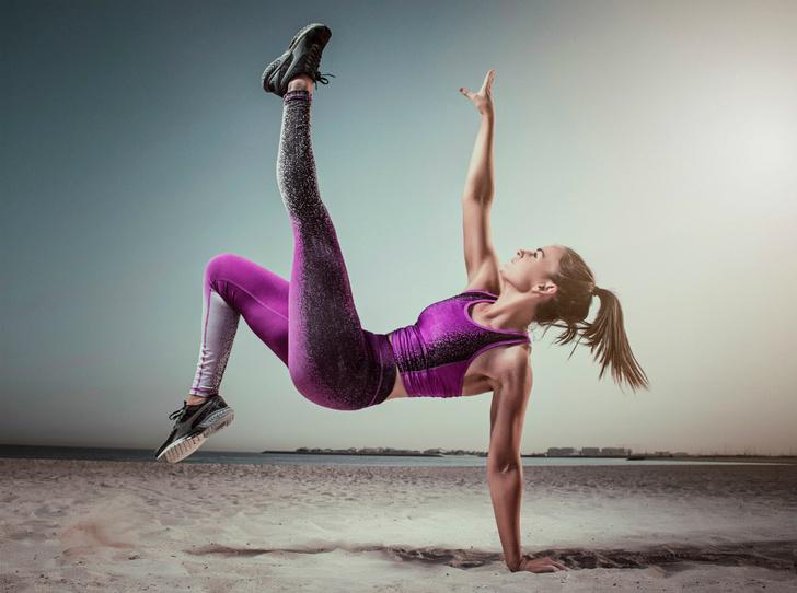 Фото №1 - 6 необычных видов фитнеса