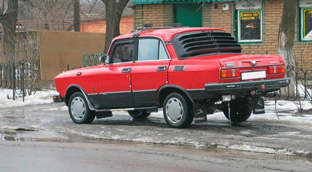 Фото №11 - Как тюнинговали автомобили в СССР