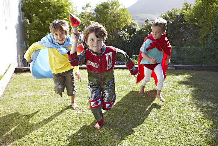 Фото №1 - Геройский рейтинг: каких персонажей дети любят больше всего