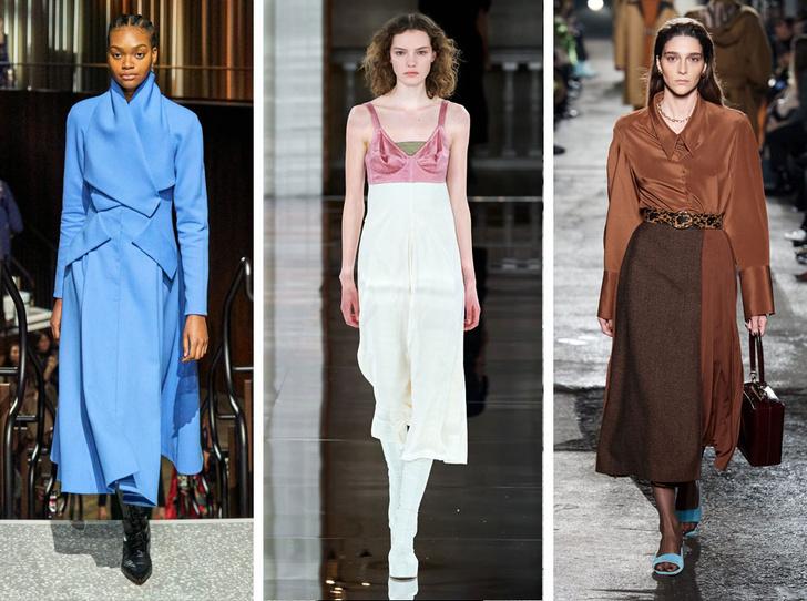 Фото №1 - 10 трендов осени и зимы 2020/21 с Недели моды в Лондоне