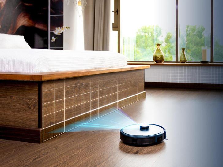 Фото №2 - Подарок-мечта на 8 Марта: говорящий робот-пылесос