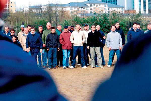 Фото №5 - Потому что мы фирма! Как английская разновидность футбольного хулиганства распространилась на весь мир