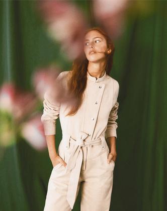 Фото №2 - Осознанная мода: Claudie Pierlot выпустили коллекцию, выполненную из органического хлопка