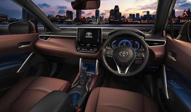 Фото №2 - «Горшочек, не вари!»— Toyota добавила в модельный ряд еще один кроссовер