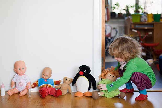 Фото №3 - Предметы, окружающие ребенка